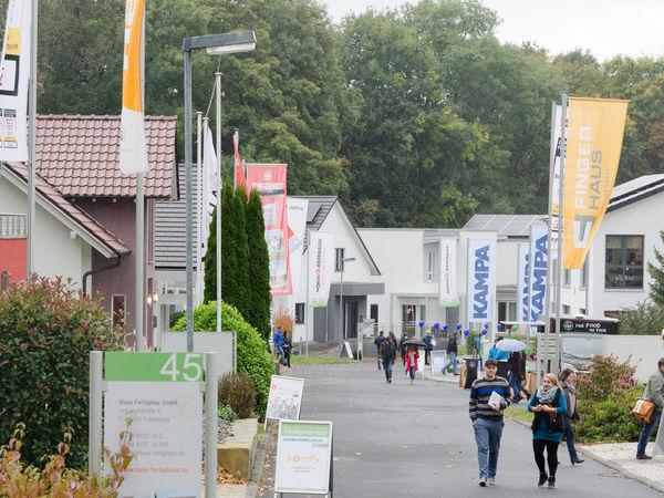 Die 4. Erlebnismesse in Bad Vilbel zeigt Häuser, die mitdenken und unterhalten
