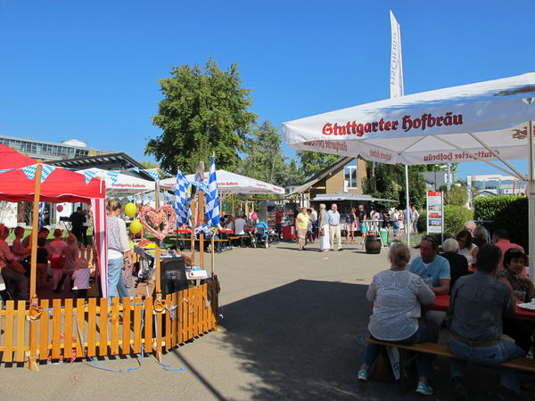 "In der Hausausstellung Fellbach heißt es am 23. September 2018 ""A´zapft isch""!"