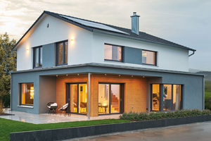 Musterhaus Relax - Fertighaus WEISS GmbH