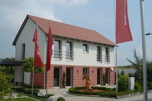 Bauer Konzepthaus - Bauzentrum Poing (München)