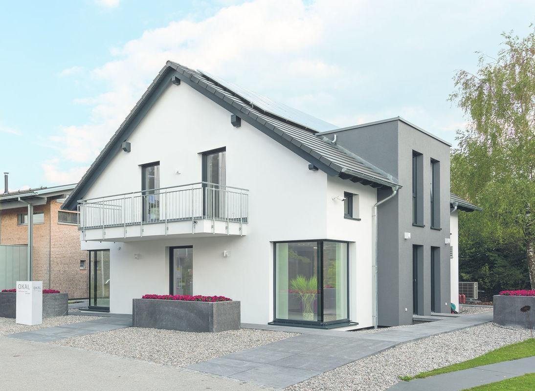 massa haus GmbH: Musterhaus Online