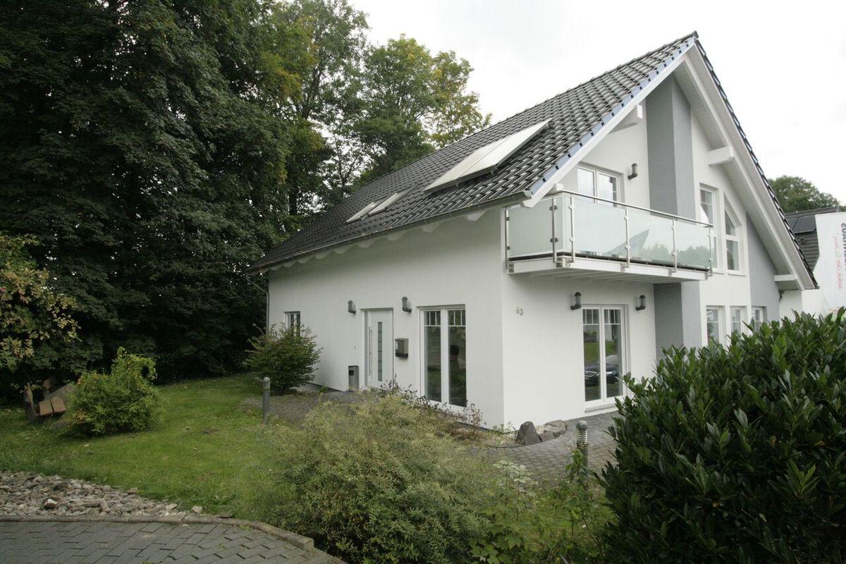 Musterhaus Bad Vilbel - Frankfurt, Schäfer Fertighaus GmbH ...