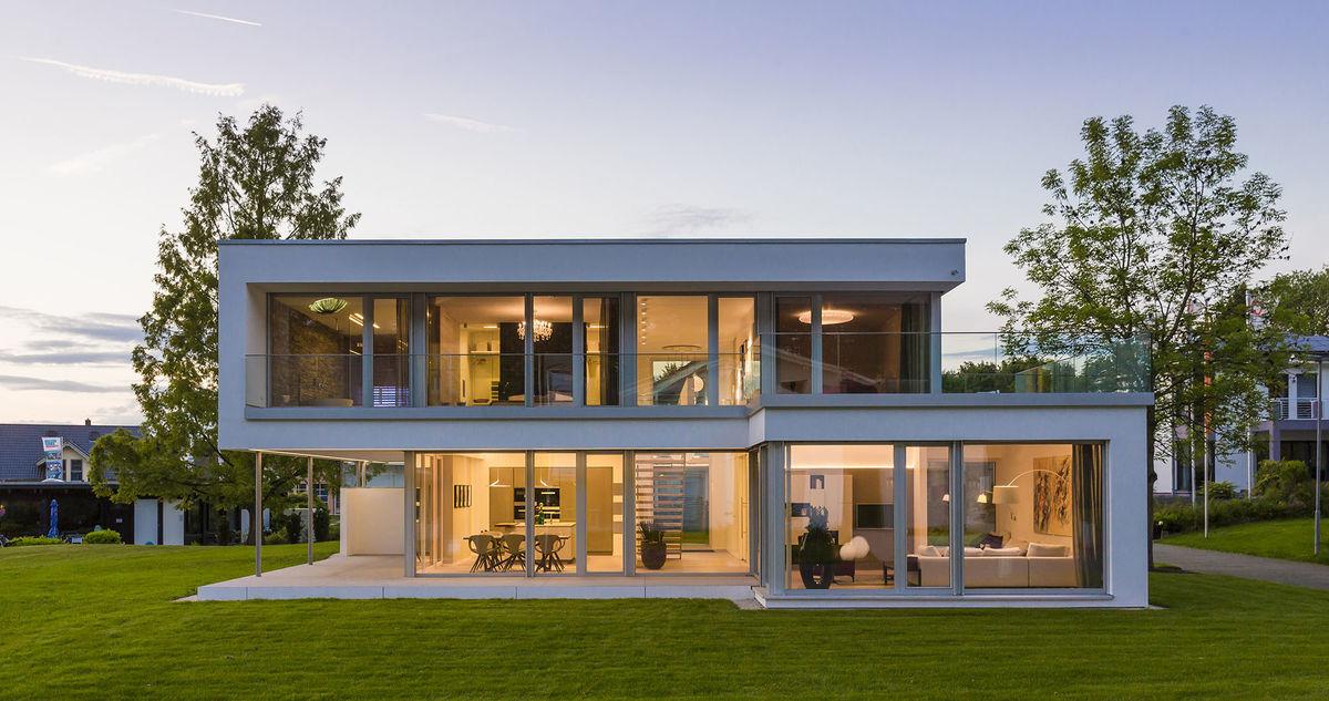 Musterhaus Bad Vilbel: Lehner Haus | Bautipps.de