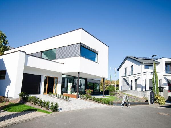 Hausausstellung in Bad Vilbel bietet rund 70 Beispiele für flexible und intelligente Wohnkonzepte