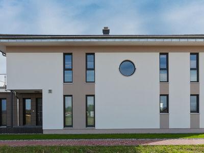 Musterhaus Fellbach; Architekturline SETROS