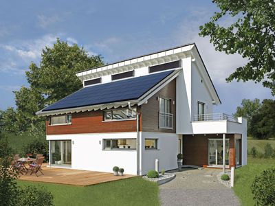 Plus-Energie-Haus Emotion