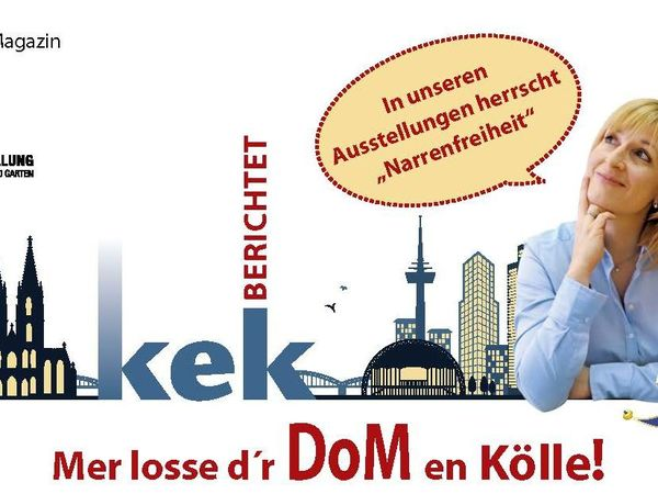 """""""Mer losse d´r Dom en Kölle"""""""