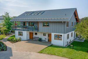 Multifunktionales Doppelhaus - SchwörerHaus KG