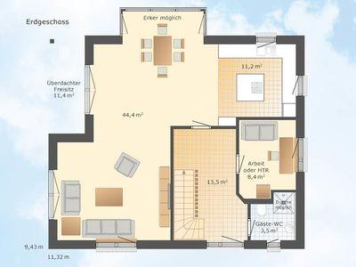Kolding – das 1Liter-Haus!