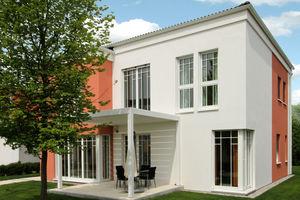 Bärenhaus GmbH - Das fertige Haus - Bauzentrum Poing (München)