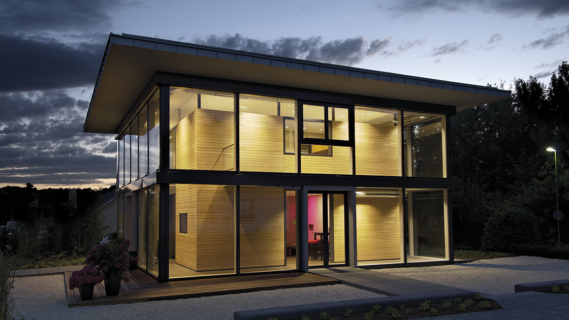 Hanse Haus GmbH & Co KG Musterhaus line