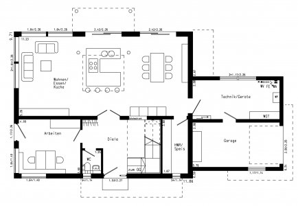 w rmedirekthaus plan e 682 frankfurt schw rerhaus kg musterhaus online. Black Bedroom Furniture Sets. Home Design Ideas