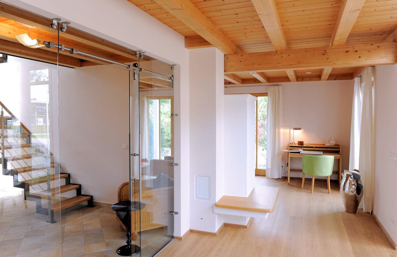 huber holzhaus m nchen huber sohn gmbh co kg musterhaus online. Black Bedroom Furniture Sets. Home Design Ideas