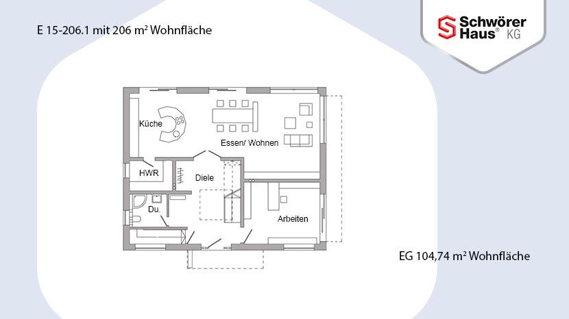 Schwörer Haus Kg plan e 15 206 1 stuttgart schwörerhaus kg musterhaus