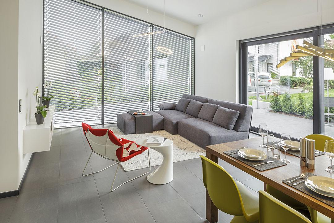 luxhaus open stuttgart luxhaus musterhaus online. Black Bedroom Furniture Sets. Home Design Ideas