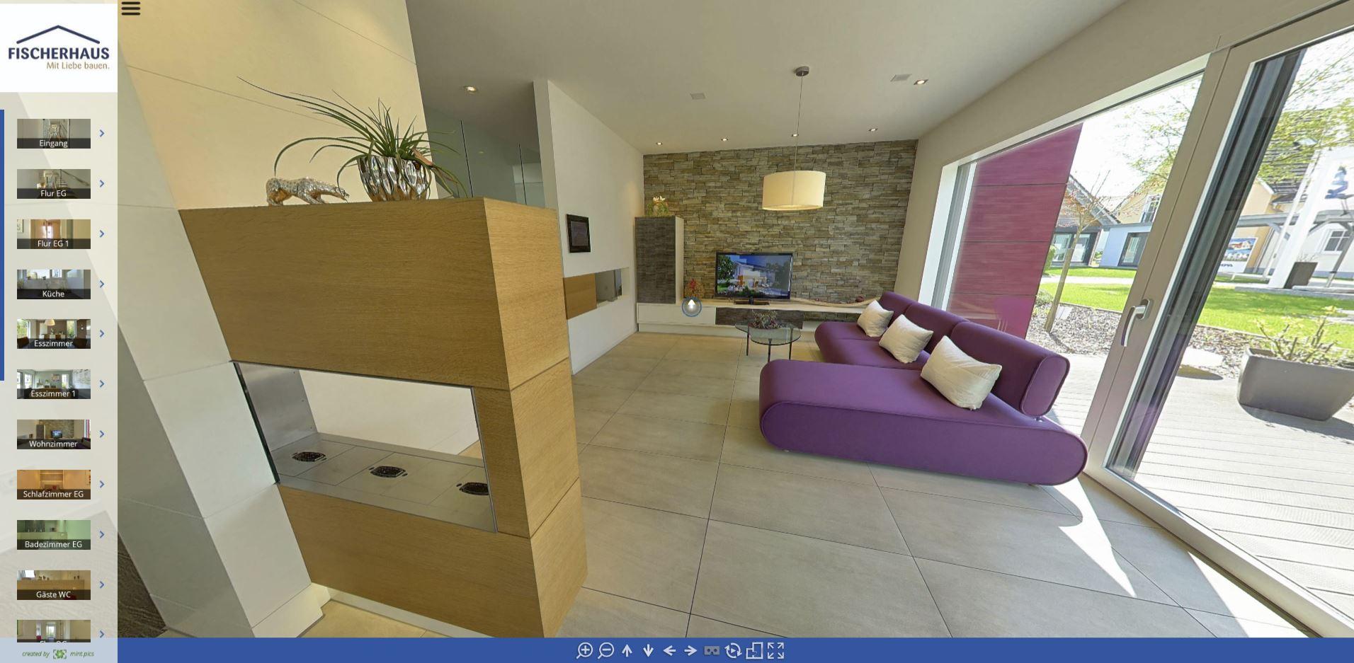 energie plus haus generation x m nchen fischerhaus gmbh co kg musterhaus online. Black Bedroom Furniture Sets. Home Design Ideas